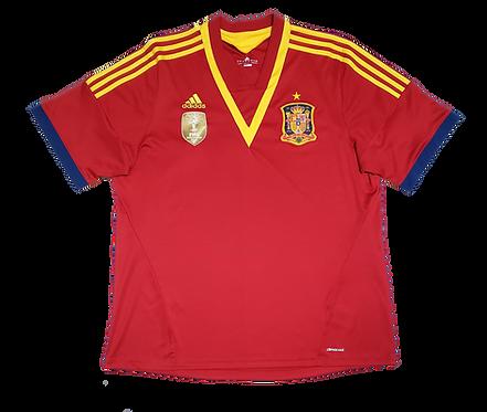 Espanha 2013 Home