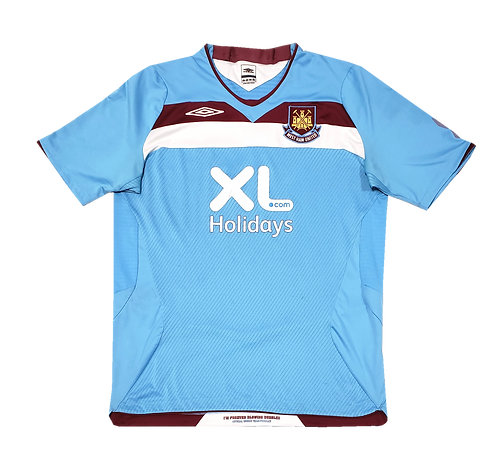 West Ham 2008 Away