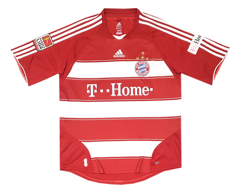 Bayern Munique 2007 Home