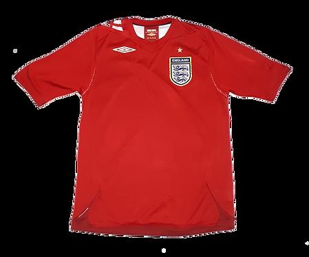 Inglaterra 2006 Away