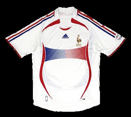 França 2006 Away