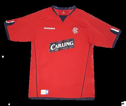 Rangers 2004 Third