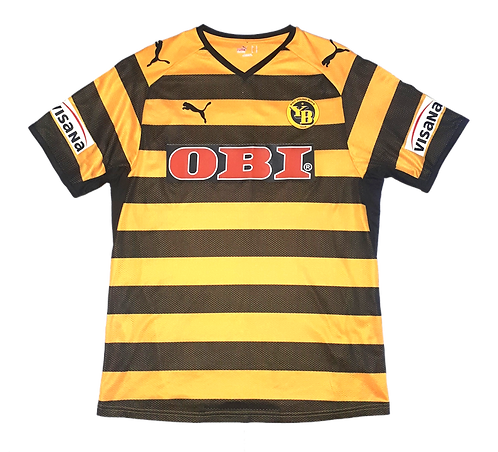 Young Boys 2008 Home