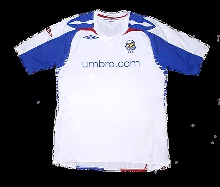 Linfield 2007 Away