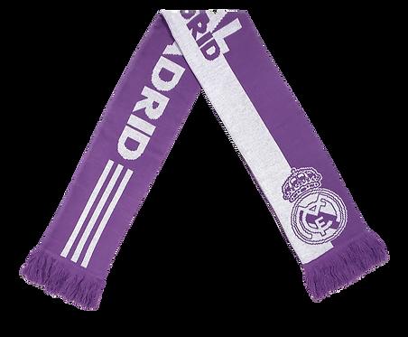 Cachecol Real Madrid Adidas Roxo