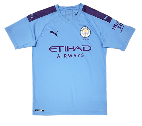 Manchester City 2019 Home