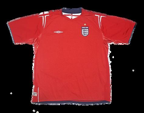 Inglaterra 2004 Away M