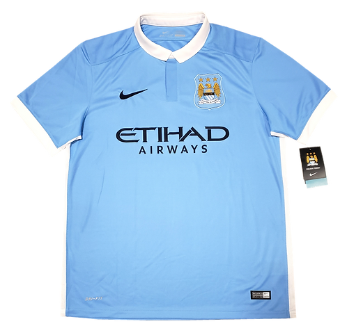 Manchester City 2015 Home