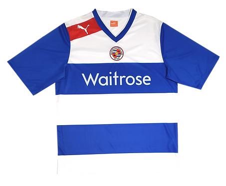 Reading 2012 Home