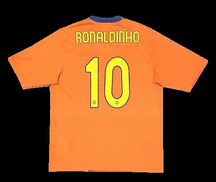 Barcelona 2006 Away Ronaldinho