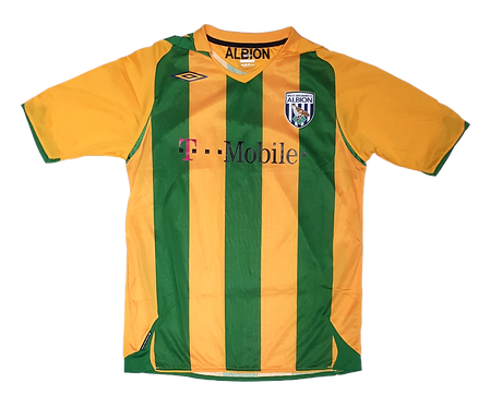 West Bromwich 2006 Away