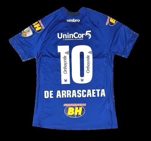 Cruzeiro 2018 Home Libertadores #10 ARRASCAETA