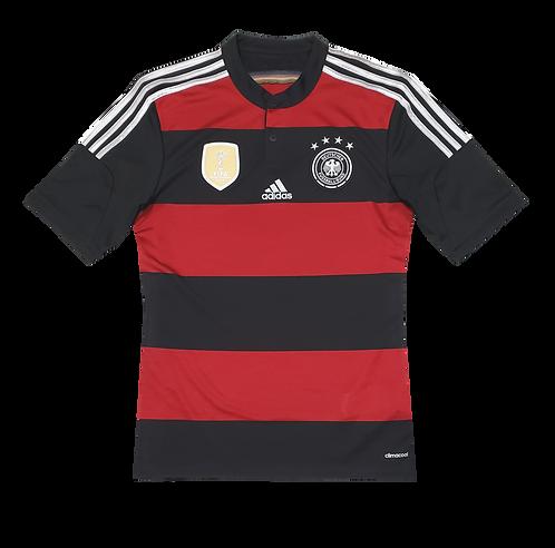 Alemanha 2014 Away Patch