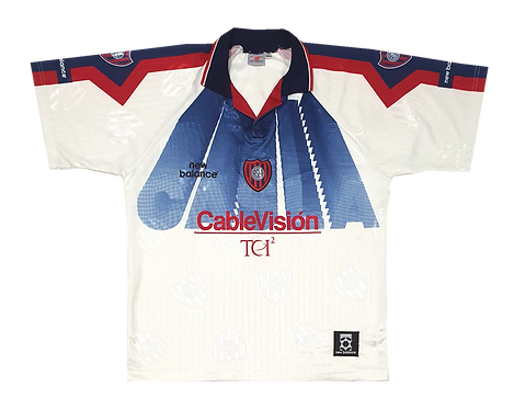 San Lorenzo 1998 Away