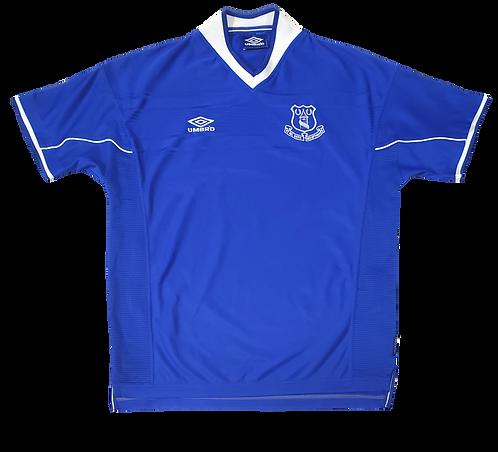 Everton 1999 Home