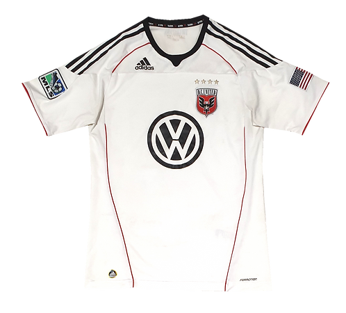DC United 2010 Away Formotion