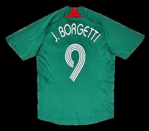 México 2007 Home #9 Borgetti