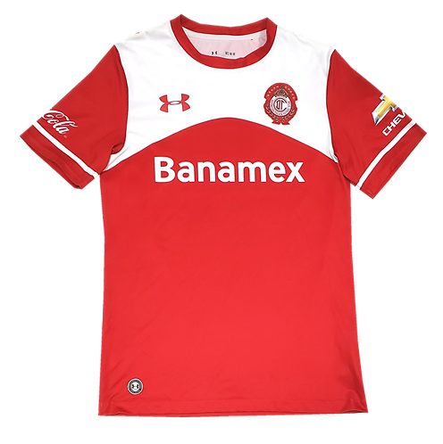 Toluca 2015 Home