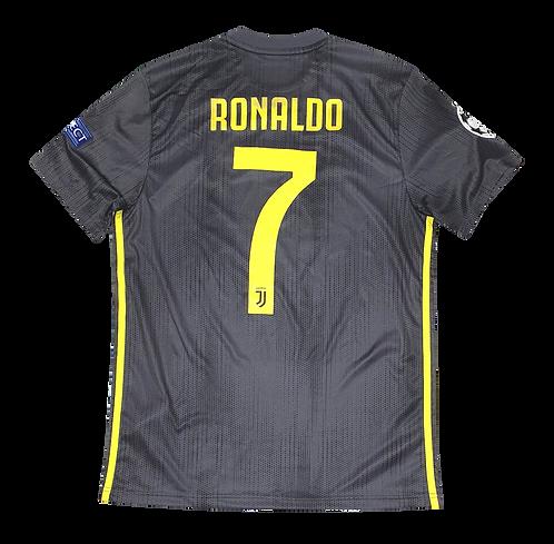 Juventus 2018 Third Ronaldo