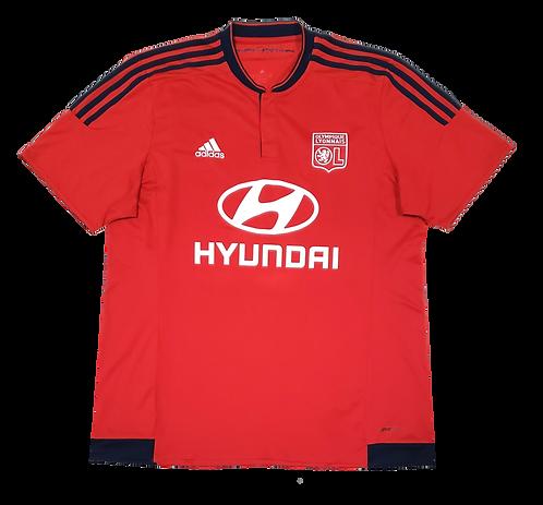 Lyon 2015 Away