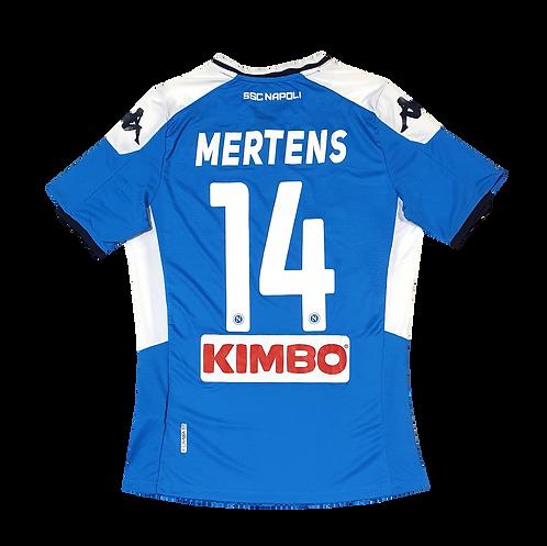 Napoli 2019 Home Jogador #14 Mertens