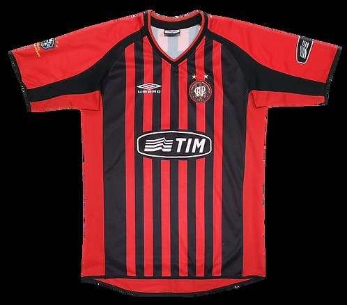 Athletico Paranaense 2002 Home