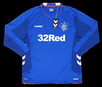Rangers 2018 Home