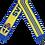 Thumbnail: Cachecol Suécia Adidas