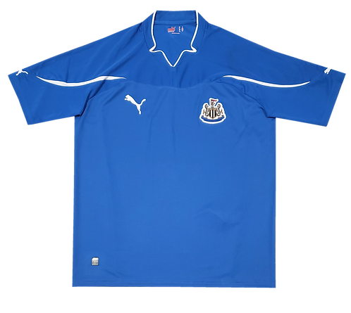 Newcastle 2010 Away