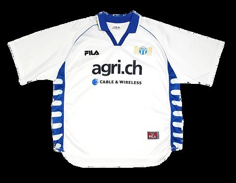 FC Zurich 2000 Home