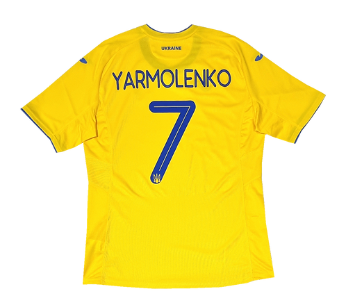 Ucrânia 2020 Home #7 Yarmolenko