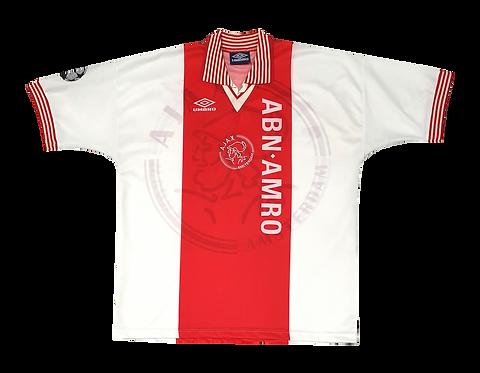 Ajax 1996 Home