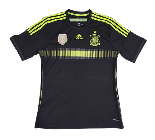 Espanha 2014 Away