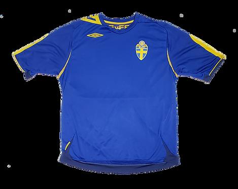 Suécia 2006 Away