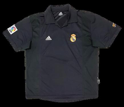 Real Madrid 2001 Away Centenário