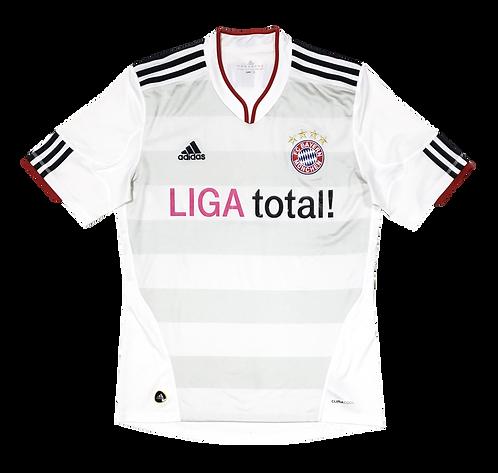 Bayern Munique 2010 Away