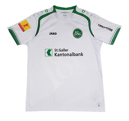 Saint Gallen 2014 Third
