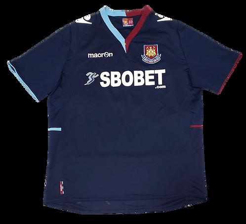 West Ham 2012 Away
