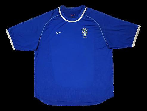 Brasil 2000 Away Jogador