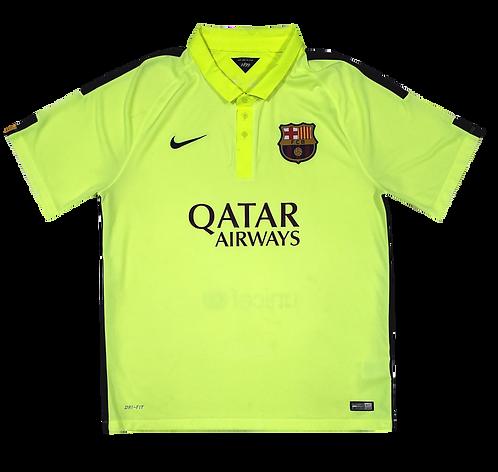 Barcelona 2014 Third