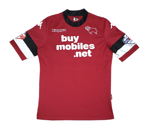 Derby County 2013 Away