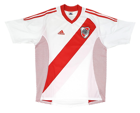 River Plate 2002 Home
