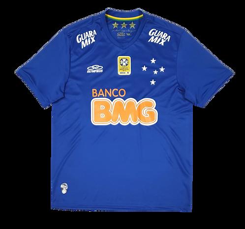 Cruzeiro 2014 Home #10 Patch