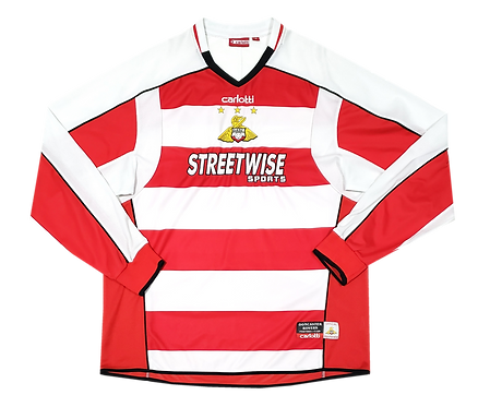 Doncaster Rovers 2005 Home