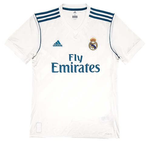 Real Madrid 2017 Home