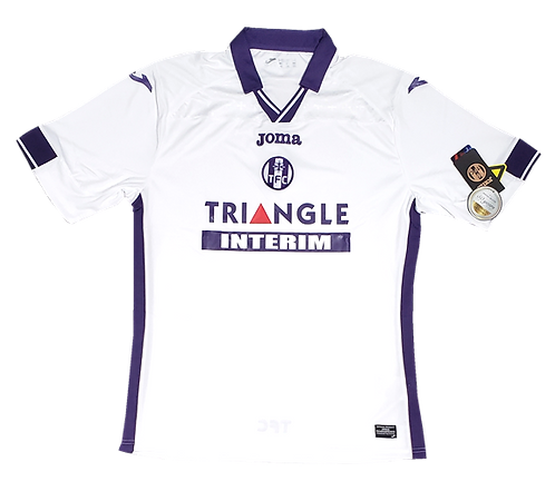 Toulouse 2015 Away