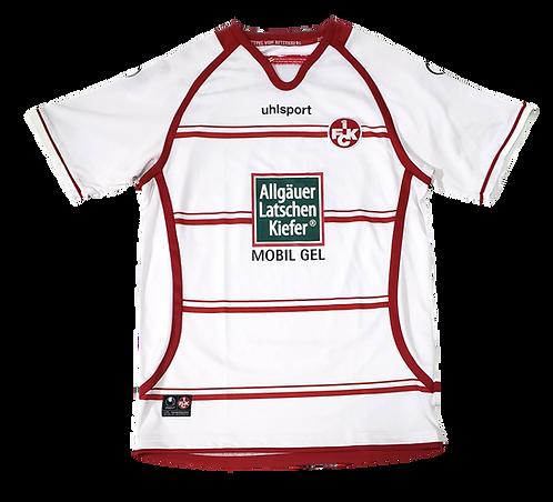 Kaiserslautern 2012 Away