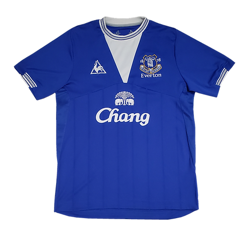 Everton 2009 Home
