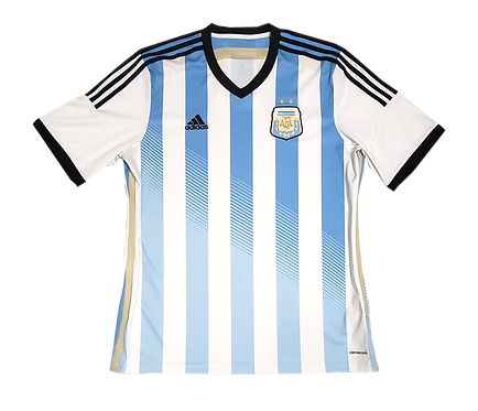 Argentina 2014 Home