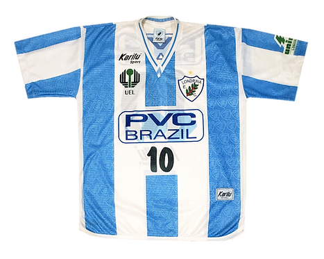 Londrina 2003 Home #10